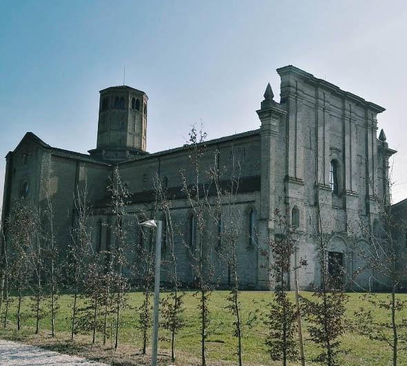 Certosa di Val Serena